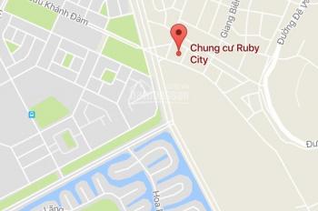 Bán gấp 2 lô đất nền dự án mặt đường 21m Phúc Lợi, phường Giang Biên, DT 388m2, ĐT 0986985203