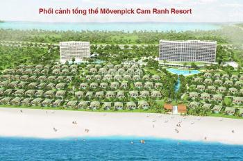 Movenpick Cam Ranh 100% view biển cam kết lợi nhuận 10%/năm, chiết khấu lên đến 30%. LH: 0934472915