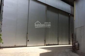 Cho thuê kho xưởng chứa hàng tại vị trí ngã tư mặt tiền đường Nguyễn Văn Linh và Phạm Hùng