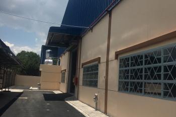 Cho thuê kho xưởng đường Võ Văn Vân, DT 1000m2, 2000m2, giá 65 triệu/th, 0915715203