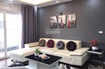 Cho thuê CHCC Golden Palace, tầng 25, 90m2, 2 ngủ, nội thất đầy đủ, 14tr/th. LH: 0936 325 238