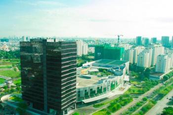 Cho thuê văn phòng hạng A đường Nguyễn Văn Linh, quận 7, DT 202m2 LH 0933510164