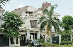 Bán biệt thự khu đô thị Ciputra, Nam Thăng Long, HN dãy D2 DT 207m2, 3 tầng, giá 115 tr/m2