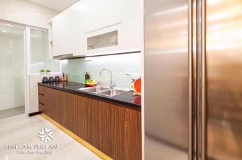 Chuẩn bị đi nước ngoài cần bán căn hộ Him Lam Phú An tầng 12 view ĐN, giá 1.950 tỷ. LH 0906 388 825