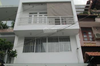 Kẹt tiền bán rẻ nhà mặt tiền đường Võ Văn Tần, P6, Q3. DT: 4 x28m, hầm, 6 lầu, thang máy giá 38 tỷ
