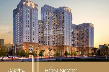 Bán gấp định cư căn hộ Sài Gòn Mia 78m2 tặng sân vườn 20m2 giá 2,7 tỷ. 0906 687 091