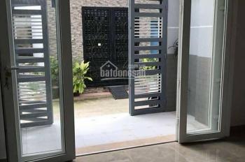 Cho thuê nhà nguyên căn quận 7 gần cầu Kênh Tẻ, 4 tầng 4PN nhà mới xây mới giá 12tr. LH 0904444525