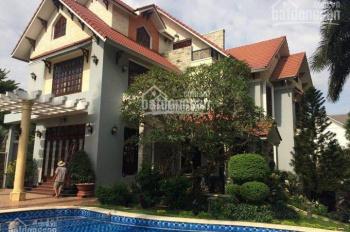 Cho thuê biệt thự Thảo Điền Nguyễn Văn Hưởng nhà đẹp 0901838587