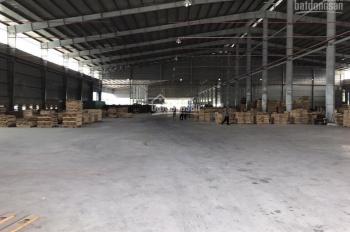 Cho thuê nhà xưởng KCN Dầu Tiếng, BD, xưởng mới 100%. DT 3.000m2 - Liên hệ Anh Thái 0944613879
