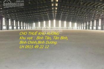 Cho thuê kho chứa hàng tại KCN Sóng Thần, 50m2, 100m2, 200m2, 300m2, 400m2 báo cáo nhập xuất tồn