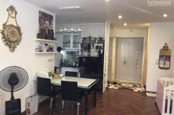 Chính chủ bán gấp căn 85m2, giá 31,5 tr/m2 chung cư Golden Palace, Mễ Trì. Nhà tôi tự hoàn thiện
