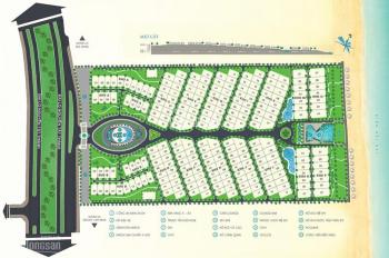 Biệt thự ven biển Nha Trang, gần sân bay quốc tế Cam Ranh, giá 9tỷ/căn. CK 18%, NH hỗ trợ vay 50%