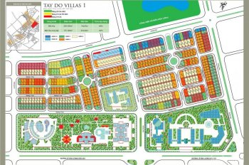 Bán suất ngoại giao BT khu An Khang, Dương Nội, tập đoàn Nam Cường 190m2