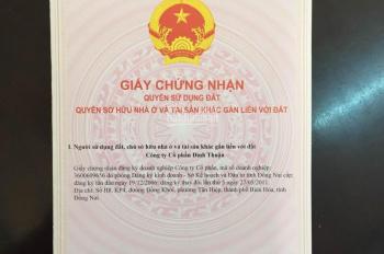 Chính chủ bán đất vị trí đẹp đường 17 - 22 - 32m, KDC An Thuận Victoria City Long Thành 0933791950