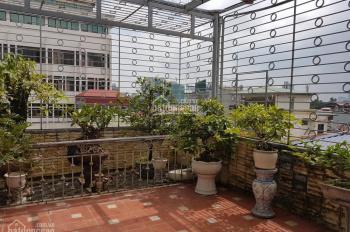 Bán nhà 6 tầng, DTSD 360m2, 226 phố Lê Duẩn, Hà Nội, cách CV Lê Nin 80m, ngõ ô tô vào được