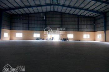 Cho thuê xưởng Bàu Bàng, Bình Dương, diện tích nhà xưởng: 4.000m2, (LH: Anh Thái 0944 613 879)