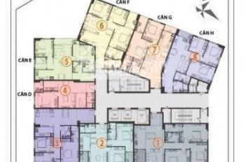 Chính chủ bán lại: Căn 03 và 08 diện tích 93m2 và 82m2, tháng 12 nhận nhà