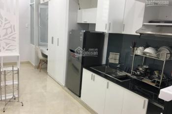 Cho thuê căn hộ dịch vụ tại Lê Quang Định, Q. Bình Thạnh, 1 phòng ngủ, bếp, 35m2, giá 8 triệu/tháng