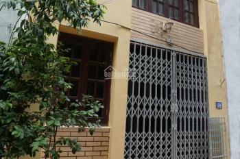 Chính chủ bán nhà 4 tầng 49.3m2, nở hậu, mặt ngõ tại Giáp Bát. LH: 0948.568.996
