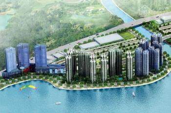 Bán căn hộ Palm Heights tháp 1, 76.4m2, view hồ bơi, view sông. LH: 0932.00.45.66