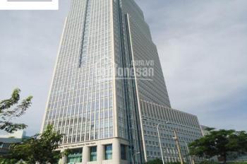 Cho thuê văn phòng hạng A diện tích lớn tại Vietcombank Tower, DT 1170m2 - 315m2 LH 0933510164