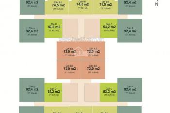 Căn hộ rẻ nhất dự án chung cư HUD3 60 Nguyễn Đức Cảnh, giá chỉ 24.5 tr/m2. Liên hệ: 0977.279.862