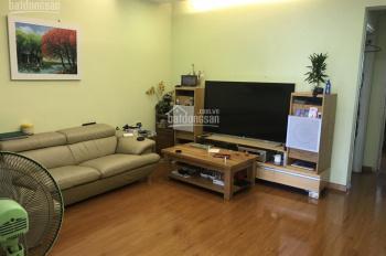 Bán căn hộ 105m2 dãy CT1 thấp tầng Sudico Mỹ Đình, ban công Đông Nam, 26tr/m2, bao phí