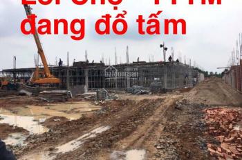 Bán kiot chợ ngay mặt tiền khu công nghiệp Giang Điền, giá 150 triệu/ gian hàng - 500 triệu/kiot