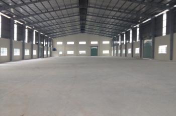 Cho thuê kho xưởng số 117 Võ Trần Trí mới đẹp, DT: 3600m2, giá 210 tr/th. LH: 0915715203