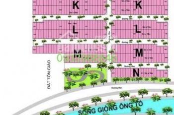 Bán đất 5x16m đường nhựa rộng 12m, p. An Phú, Q2