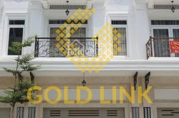 Nhà nguyên căn cao cấp 5x20m trệt 3 lầu nằm trong khu Cityland LH 0931.33.4085