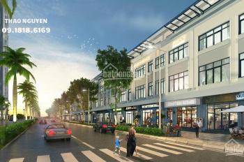 Bán shophouse Vinhomes MP Hàm Nghi S=93m2 *5 tầng giá 28 tỷ, LH 09.1818.6169 sổ đỏ chính chủ