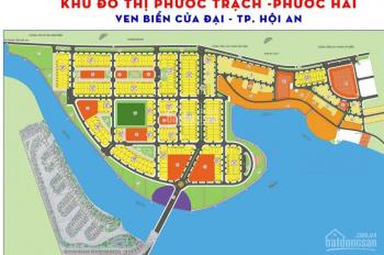 Bán đất biển Hội An, vị trí trước biển sau sông, thích hợp xây khách sạn, biệt thự biển Cửa Đại