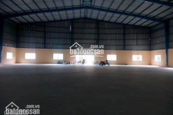 Cho thuê nhà xưởng KCN Tân Bình, Bắc Tân Uyên ,Bình Dương, DT 5000m2
