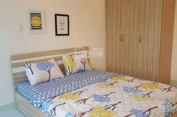 Cho thuê căn hộ cao cấp, tiện nghi, tự do trung tâm Bình Thạnh, giá: 5 tr/tháng