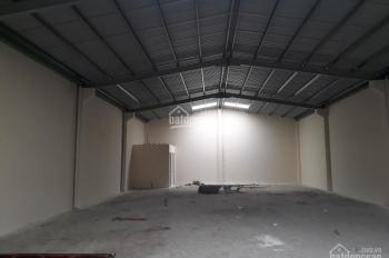 Cho thuê nhà xưởng đường Quốc Lộ 22 cách cầu vượt Củ Chi 1km giá rẻ