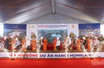 Chính chủ bán kiot Hà Nội Homeland Long Biên, DT 67m2 giá 36tr/m2, LH 0989580198