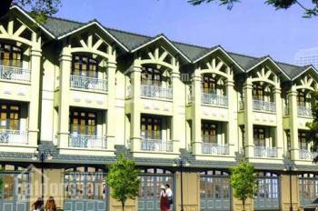 Chính chủ bán lô 05-B45 khu B dự án Geleximco Dương Nội, Hà Đông, đường 20.5m, đã có nhà