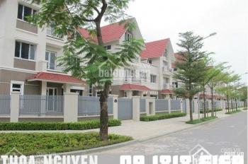Cần bán biệt thự khu đô thị Yên Hoà, Cầu Giấy, Hà Nội, DT 424m2 x 4 tầng, căn góc, giá 72 tỷ