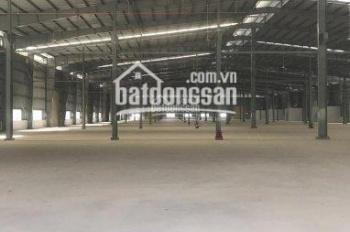 Cho thuê xưởng KCN Bàu Bàng, Lai Hưng, Bàu Bàng, Bình Dương. Diện tích nhà xưởng: 4.000m2