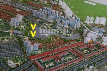 Phân phối đất nền liền kề Thanh Hà Cienco 5, giá chỉ từ 18 triệu/m2: 0987609459