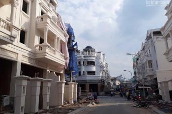 Bán nhà quận Gò vấp đường Phan Văn Trị, phường 10, Q.Gò Vấp. DT 5mx20m, thiết kế 4 lầu giá 12.5 tỷ