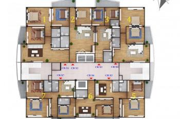 Bán căn hộ giá chỉ từ 1,2 tỷ dự án Sài Đồng Lake View, vị trí siêu hot, nhận nhà tháng 6 năm 2018
