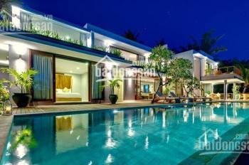 Biệt thự bên biển Bãi Dài đẹp nhất vịnh Nha Trang, sở hữu vĩnh viễn, giá 7.5 tỷ/căn, 240m2, CK 19%