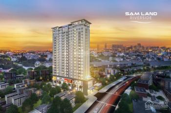 Chính chủ bán căn hộ Samland Riverside, Bình Thạnh, 2PN, 65m2 66m2; 3PN, 79m2, 0932 09 25 09