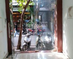 Bán nhà mặt phố Mã Mây, Hàng Buồm - Hoàn Kiếm - Hà Nội 67.7m2 (3 tầng) mặt tiền 3m, nở hậu