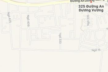 Bán lô đất P Phú Thượng - An Dương Vương - Tây Hồ, DT 476m2, đường 8m 40tr/1m2