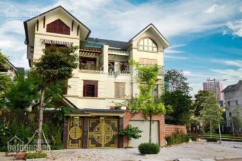 Biệt thự mặt hồ Dương Nội cần bán nhanh, LH: 096.858.66.65