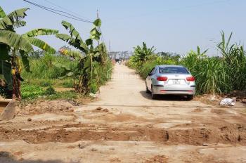 Gia đình cần bán 55m2 - 60m2 đất dịch vụ thôn Ngự Câu, An Thượng, Hoài Đức, Hà Nội, giá 17,5 tr/m2