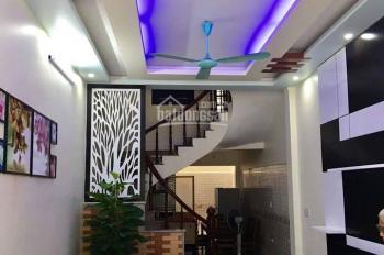 Cho thuê nhà 3,5 tầng nhà mới đẹp phố full nội thất tiện nghi Văn Cao để ở hoặc văn phòng